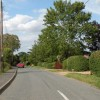 Church Road in Chevington