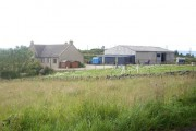 Buildings by Redmyre Farm