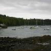 Boats in Armadale Bay, Skye