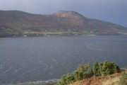 Looking across Loch Broom