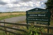 Jubilee Wood at Sefton Meadows