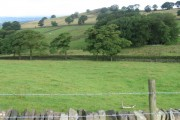Across Buxton Old Road at Tegg's Nose Country Park