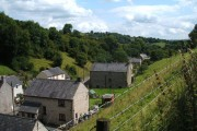 Houses in Bonsall Dale