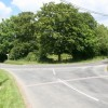 Junction on the edge of Waterperry