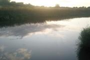 River Derwent at Sunset