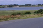 Overton across the Lune from Glasson