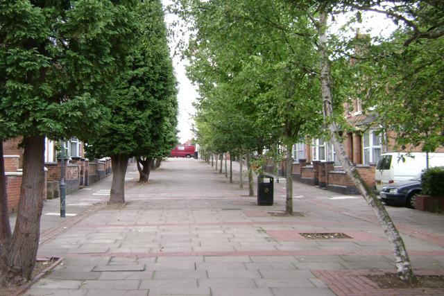 Tachbrook Street, Leamington Spa