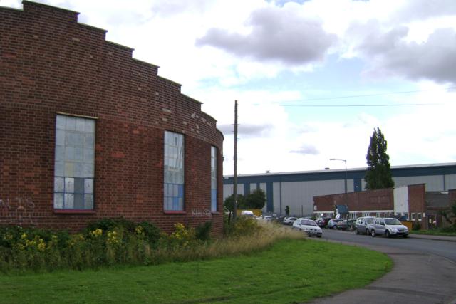 Queensway Trading Estate, Leamington Spa