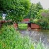 Bridge over the Godalming Navigation