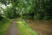 Monmouthshire & Brecon Canal, Mamhilad
