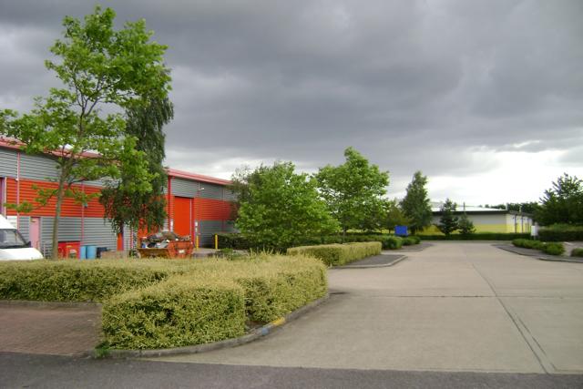 Industrial units, Spartan Close, Leamington Spa