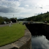 Caledonian Canal at Gairlochy