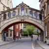 The Bridge Of Sighs on New College Lane