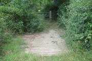 Bridge towards Romden Road