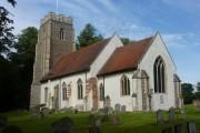 All Saints Church, Brandeston