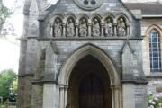 Parkstone: St. Peter's porch