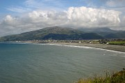 Beach at Fairbourne
