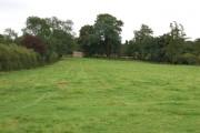 Pasture beside River Cherwell southeast of Cropredy