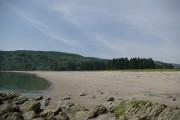 Beach at Saddell Bay