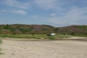 Beach & parking area, Carradale Bay