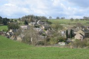 From the hill towards Eyam