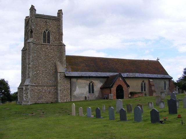 St Mary Magdalene C of E, Friston