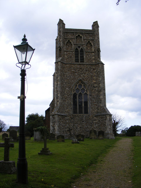 St Mary Magdalene C of E Tower, Friston