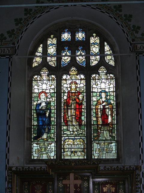 The Window of St Mary Magdalene C of E, Friston