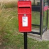 Mill Road  Postbox