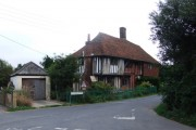 Old house at Teynham Street, Kent