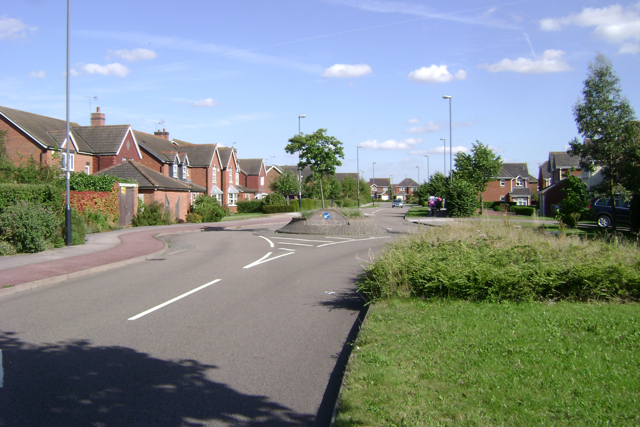 Earl Rivers Avenue, Warwick Gates estate