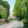 B4022 entering Finstock