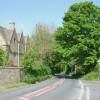 Finstock, (road junction)
