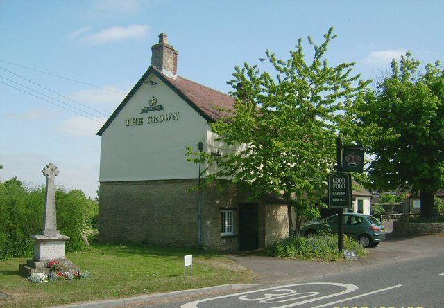 The Crown Pub, Finstock