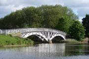 Horse Bridge on the River Weaver