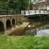 Footbridge over the River Wey