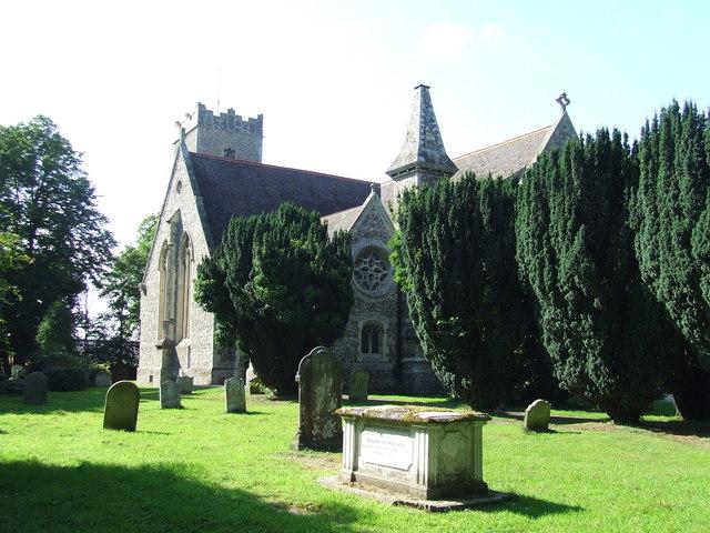 St Margaret Leiston