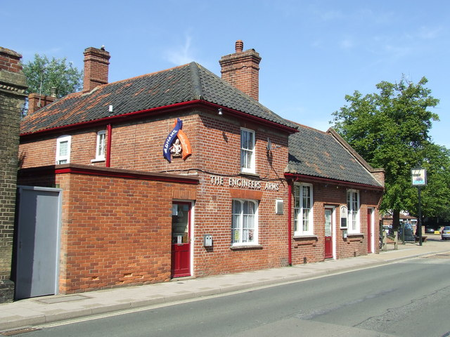 The Engineers Arms