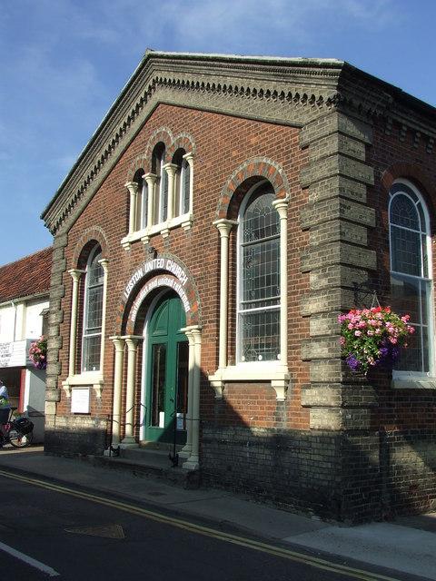 Leiston United Church
