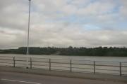 Plymouth : River Plym & Embankment Road