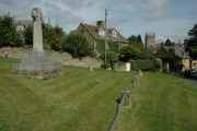 The village of Longborough