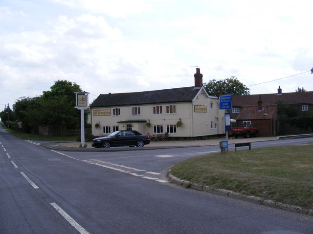 Old Chequers Public House