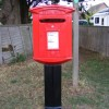 Judith Avenue Postbox