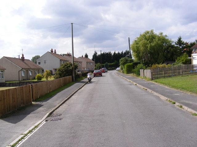 School Road, Knodishall