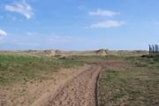 Towards the Dune At Crymlyn Beach