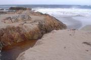 Stream Mouth, Clabhach Beach