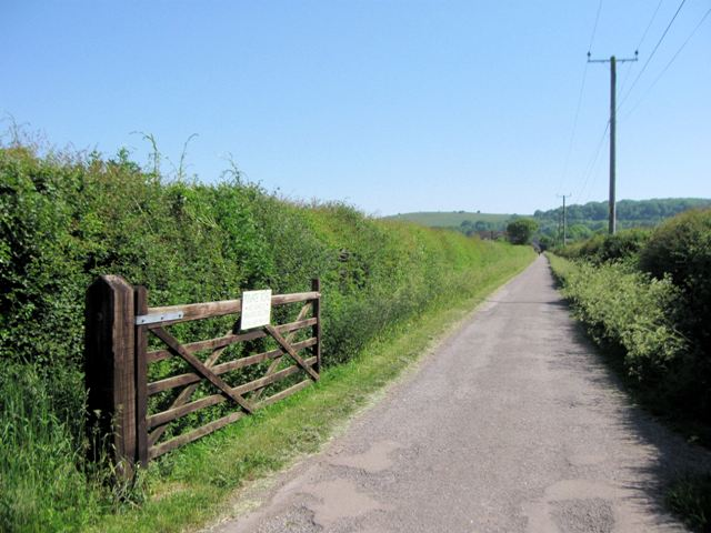 Bridleway to Marshcroft and Park Hill Farms, Tring