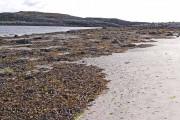Northern beach of Eilean Dubh
