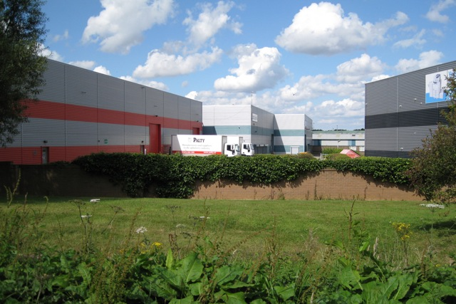 Industrial units, Heathcote Industrial Estate