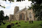 Cockfield Church